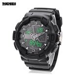 ส่วนลด Skmei 1189 Digital Quartz Dual Movt Sports Watch Calendar Alarm Chronograph Display Wristwatch Black Intl Skmei จีน