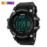 Skmei 1227 Fashion Men Smart Watches Pedometer Chronograph Sport 50M Waterproof Digital Wristwatches Intl ถูก
