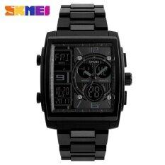 ขาย Skmei 1274 Men S Electronic Watch Multi Function Outdoor Sports Electronic Watches Black Intl ถูก จีน