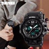 โปรโมชั่น Skmei นาฬิกาข้อมือผู้ชาย กันน้ำ 50 เมตร หน้าปัดใหญ่ 55Mm รุ่น 1155B ใน กรุงเทพมหานคร