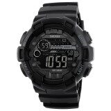 ขาย Skmei *d*lt Casual Sport Watch Digital Display Calendar Waterproof Electronic Wristwatch With Backlight Color Black Intl Unbranded Generic ออนไลน์