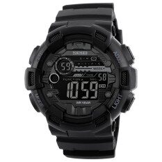 ราคา Skmei *d*lt Casual Sport Watch Digital Display Calendar Waterproof Electronic Wristwatch With Backlight Color Black Intl ใหม่ ถูก