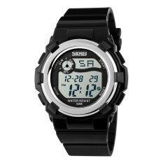ราคา เด็ก 1161 นาฬิกายี่ห้อ Skmei นาฬิกาแฟชั่นกีฬา Led ดิจิตอลนาฬิกามัลติฟังก์ชั่นกันน้ำนาฬิกาข้อมือสำหรับเด็ก นานาชาติ