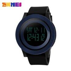 ขาย นาฬิกาแบรนด์ Skmei นาฬิกาเด็กกีฬาทหารนาฬิกาแฟชั่นซิลิโคนกันน้ำ Led นาฬิกาดิจิตอลสำหรับเด็กนาฬิกาดิจิตอล 1142 Skmei เป็นต้นฉบับ