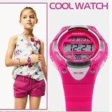 นาฬิกาข้อมือนาฬิกาเด็กกีฬากลางแจ้งเด็กชายเด็กหญิงนำนาฬิกาดิจิตอลกันน้ำนาฬิกาข้อมือเด็กชุดนาฬิกา 1077 เป็นต้นฉบับ