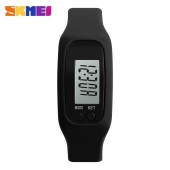 นาฬิกาแบรนด์ SKMEI นาฬิกาผู้ชายนาฬิกาข้อมือดิจิตอล Pedometer แคลอรี่นาฬิกา เด็กแฟชั่นซิลิโคนนาฬิกานาฬิกาข้อมือสตรีกีฬา watches1207