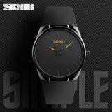 ส่วนลด Skmei แบรนด์นาฬิกาผู้ชายผู้หญิง Wristwatches แสงบางผสมสีดำชุบกรณีกันน้ำนาฬิกาแฟชั่นลำลองกีฬานาฬิกา 1601S นานาชาติ จีน