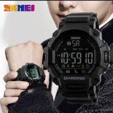 ซื้อ นาฬิกาข้อมือแบรนด์นาฬิกาสปอร์ตสมาร์ทแฟชั่นบุรุษดิจิตอลกันน้ำนาฬิกาบลูทูธแคลอรี่กลางแจ้ง 1249 นานาชาติ ออนไลน์ ถูก