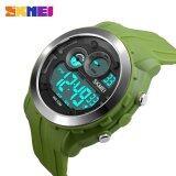 ราคา Skmei Casual Men Digital Wristwatches Alarm Black Light Chrono Pu Strap Sports Watches 1234 Intl ออนไลน์ จีน