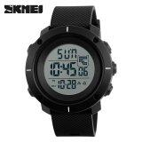 ขาย Skmei Men Sports Watches Military 50M Waterproof Led Digital Watch Clock Men Fashion Outdoor Wristwatches Black Intl