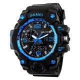 ขาย Skmei ใหม่ 2016 Led นาฬิกาข้อมือกันน้ำยี่ห้อหรูแฟชั่นกีฬาทหารชายเจ๋งนาฬิกาดิจิตอลที่คล้ายคลึงคนกีฬาควอทซ์นาฬิกา ฮ่องกง