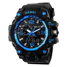 ราคา Skmei ใหม่ 2016 Led นาฬิกาข้อมือกันน้ำยี่ห้อหรูแฟชั่นกีฬาทหารชายเจ๋งนาฬิกาดิจิตอลที่คล้ายคลึงคนกีฬาควอทซ์นาฬิกา ใน ฮ่องกง