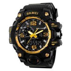 ขาย Skmei ใหม่ 2016 Led นาฬิกาข้อมือกันน้ำยี่ห้อหรูแฟชั่นกีฬาทหารชายเจ๋งนาฬิกาดิจิตอลที่คล้ายคลึงคนกีฬาควอทซ์นาฬิกา Skmei ใน ฮ่องกง