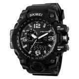 ราคา Skmei ใหม่ 2016 Led นาฬิกาข้อมือกันน้ำยี่ห้อหรูทหาร ใน จีน