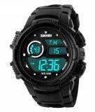 ซื้อ Skmei Outdoor Sports Ola Sk1113C Multifunctional Waterproof Digital Watch Black Intl ใหม่