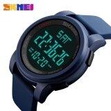 ขาย ซื้อ ออนไลน์ นาฬิกาข้อมือ Skmei นาฬิกา 1257 Men Led Digital Chrono กีฬาทหารนาฬิกาข้อมือ