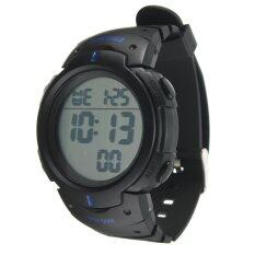 ขาย Skmei Waterproof Led Light Digital Date Alarm Lcd Wrist Watch Men Women Sports ใหม่