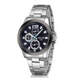 ซื้อ Skone นาฬิกาข้อมือผู้ชาย รุ่น Gp9168 Black ถูก ใน Thailand