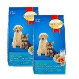 ขาย ซื้อ Smart Heart Puppy อาหารลูกสุนัขช่วงหย่านม รสไก่ ไข่และนม ขนาด 1 5Kg 2 ถุง