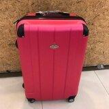 ราคา Smart Polo กระเป๋าเดินทางล้อลาก 4 ล้อ ขนาด 20นิ้ว รุ่น168 วัสดุabs Pc100 กรุงเทพมหานคร