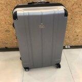 ขาย Smart Polo กระเป๋าเดินทางล้อลาก 4 ล้อ ขนาด 28นิ้ว รุ่น168 วัสดุabs Pc100