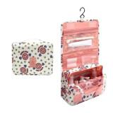ขาย กระเป๋าใส่อุปกรณ์อาบน้ำ เครื่องสำอางค์ อเนกประสงค์ Smile Pink ถูก สมุทรปราการ