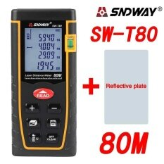 ราคา Sndway Sw T80 80 เมตรช่วง Finder วัด Diastimeter อุปกรณ์ ราคาถูกที่สุด