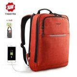 ราคา Sng Store Tigernu Waterproof Oxford 14 Inch Laptop Backpack With External Usb Charging Port Large Capacity Business Bag Travel Bag Anti Theft Sch**l Bag Orange Intl