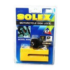 ราคา Solex กุญแจ ล็อคดิส มอเตอร์ไซค์ ตัวใหญ่ Solex เป็นต้นฉบับ