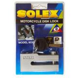 ส่วนลด Solex กุญแจล็อคดิสเบรค รถจักรยานยนต์ รุ่น 9030 สีเทา Solex กรุงเทพมหานคร
