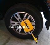 ขาย Solex ล็อคล้อกันขโมย รุ่น U ขนาด S สำหรับรถเก๋ง ผู้ค้าส่ง