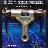 ราคา Solid เครื่องตัดโซ่มอเตอร์ไซค์ คุณภาพเยี่ยม Made In Japan ใหม่