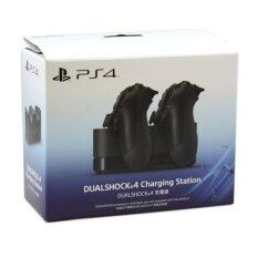 Sony PS4: Dual Shock 4 Charging Station (Black)