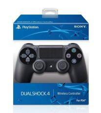 Sony PS4 Dualshock 4 Wireless Controller (Black)