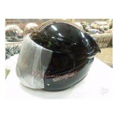 ซื้อ Space Crown หมวกกันน๊อค รุ่น Knight สีดำเงา กรุงเทพมหานคร