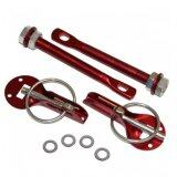 ซื้อ กิ๊ฟล็อคฝากระโปรงหน้า อลูมิเนียม สีแดง พร้อมอุปกรณ์ ครบชุด Spc Red 84 Racing ถูก กรุงเทพมหานคร