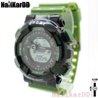 Sport Watch (Endure) นาฬิกาข้อมือผู้ชาย-ผู้หญิงและเด็ก สายยาง ระบบ Digital