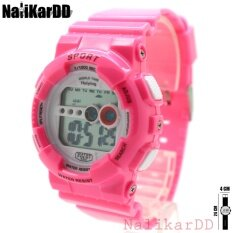ราคา Sport Watch Freshy นาฬิกาข้อมือผู้ชาย ผู้หญิงและเด็ก สายยาง ระบบDigital Sport Watch ใหม่