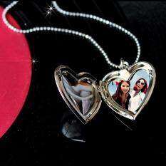 ซื้อ สร้อยความทรงจำ รูปหัวใจใส่รูปได้ Unbranded Generic ถูก