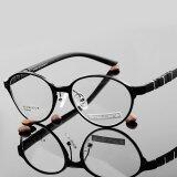 ราคา Stallane Brand Designer Computer Optical Myopia Circular Frame Men Fashion Retro Cool Spectacle Glasses Black Unbranded Generic เป็นต้นฉบับ