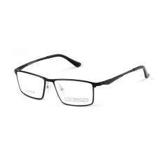ขาย Stallane New Fashion Optical Myopia Glasses Frame Eyewear Business Spectacle Aluminum Full Frame Eyeglasses For Men Black ถูก จีน