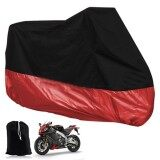 ขาย Star Mall All Season Waterproof Sun Motorcycle Cover Dustproof Uv Protective Motorbike Covers With Carry Bag Universal Fit Specification Xxl Intl เป็นต้นฉบับ