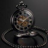 ซื้อ สตีมพังค์ Skeleton Copper Fob ย้อนยุคจี้โรมันพ็อกเก็ตนาฬิกาของขวัญ Wpk164 นาฬิกาข้อมือชายและหญิง นานาชาติ