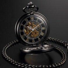 ราคา สตีมพังค์ Skeleton Copper Fob ย้อนยุคจี้โรมันพ็อกเก็ตนาฬิกาของขวัญ Wpk164 นาฬิกาข้อมือชายและหญิง นานาชาติ Unbranded Generic ใหม่
