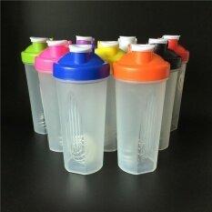 ขาย ทันสมัย 600 มิลลิลิตรสมาร์ทเขย่ายิมโปรตีนเครื่องปั่นผสมเครื่องดื่มถ้วย Whisk ขวด นานาชาติ Unbranded Generic ใน จีน