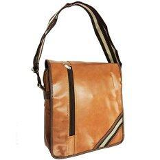 ความคิดเห็น Success กระเป๋าสะพายข้าง Messenger Bag ขนาด 12 นิ้ว Brown