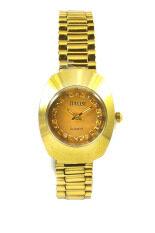 ความคิดเห็น Sunday นาฬิกาข้อมือผู้หญิง สายสเตนเลส รุ่น Jialist Gold