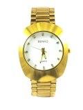 ขาย Sunday นาฬิกาผู้ชาย สายสแตนเลส รุ่น Sunday Senkq Gold ออนไลน์