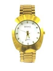 ขาย Sunday นาฬิกาผู้ชาย สายสแตนเลส รุ่น Sunday Senkq Gold ใน ปทุมธานี