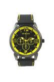 ซื้อ Sunday นาฬิกาข้อมือผู้หญิง สายเรซิ่น รุ่น Senjue สีดำ เหลือง ถูก ปทุมธานี